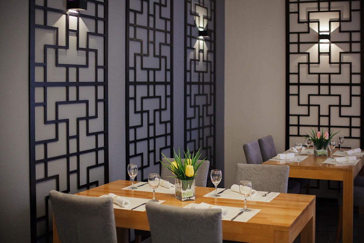Hotel Zelenkrov - restoran1