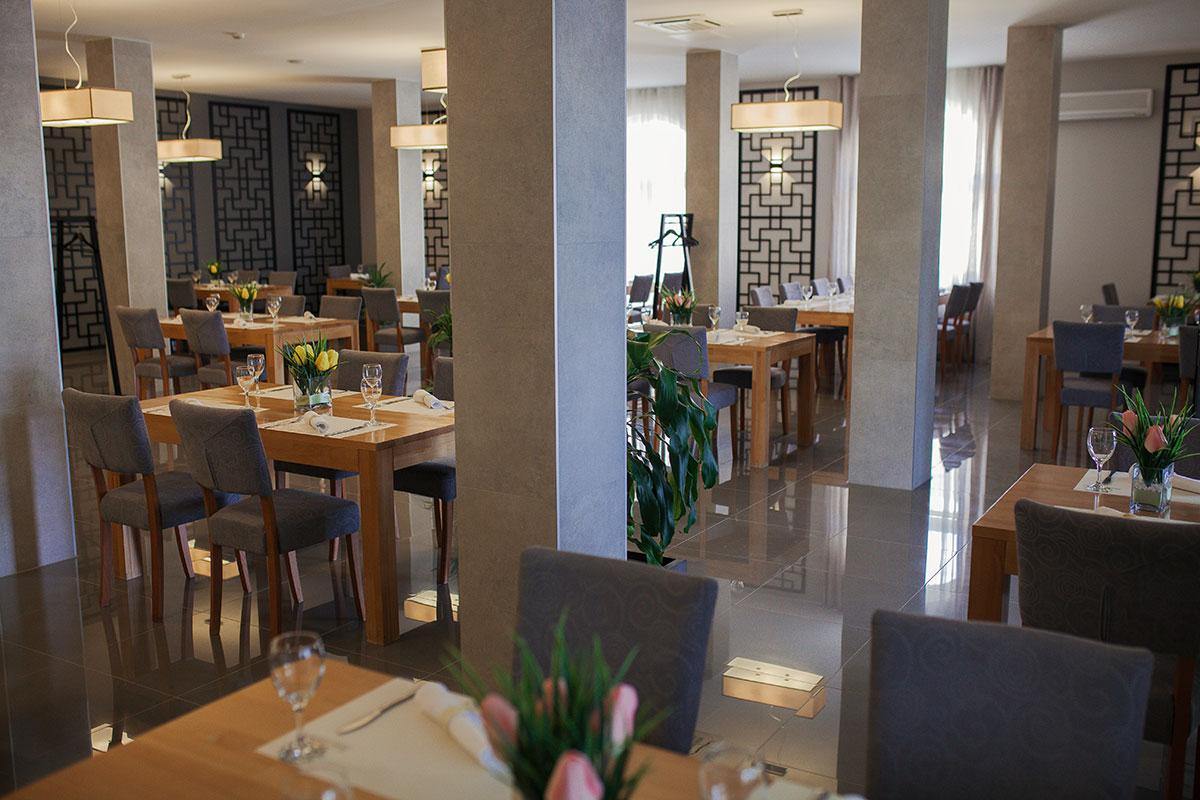Hotel Zelenkrov - restoran2